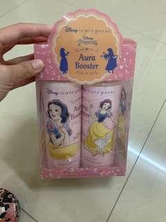 Disney x cute press shower cream and body lotion