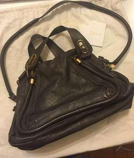 Chloe Paraty handbag two ways