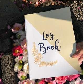 Logbook (notebook)