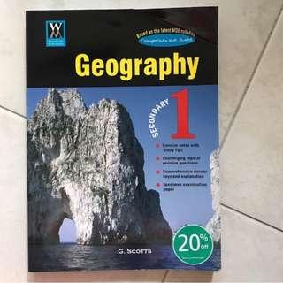Geography Assessment Book