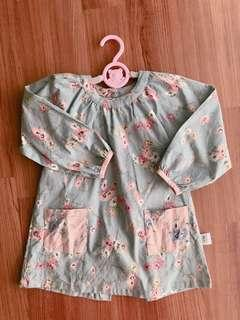 New baby girl pretty protection top