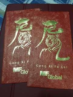 Red Packet - IMF Global - Tiger