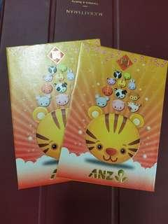 Red Packet - ANZ - Tiger