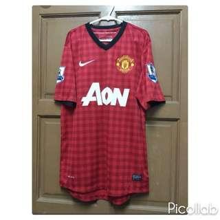 Original Manchester United 2012/2013 Home Kitt Jersey