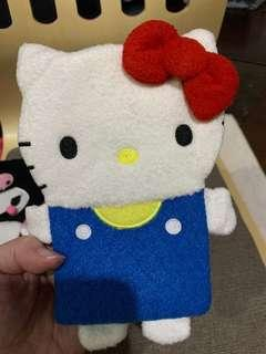🚚 Hello kitty plush handphone pouch