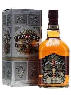 Ori Chivas Regal 12 yo