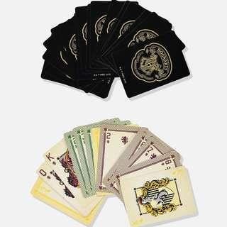 Harry Potter Typo Playing Cards