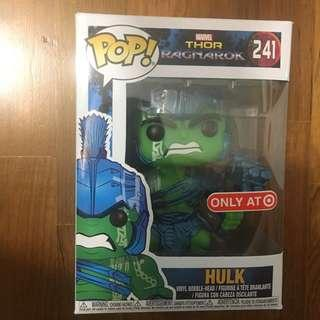 🚚 Target Exclusive blue and green hulk