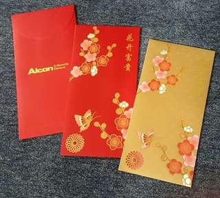 Alcon Singapore 2019 Ang Pow Packets