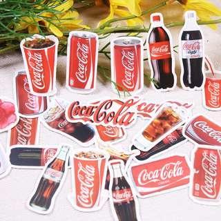 Coke Lovers Scrapbook / Planner Stickers #339