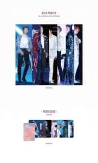 [LOOSE] BTS LOVE YOURSELF IN SEOUL DVD