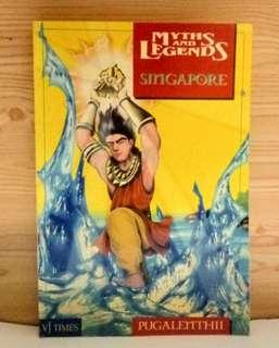 Pugalenthii - Myths and Legends of Singapore