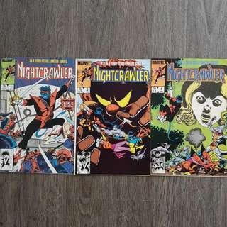 Nightcrawler Comics