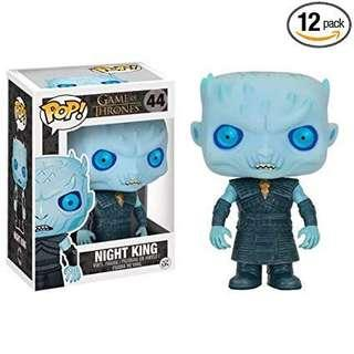 Night King GAME OF THRONES FUNKO