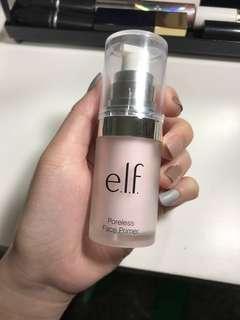 🚚 elf粉色修飾毛孔妝前乳