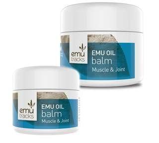 🚚 Emu tracks oil balm