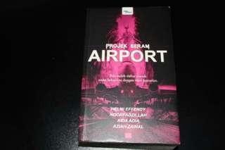 Projek seram airport by Helmi Effendy