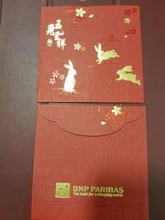 Red Packet - BNP Paribas - Rabbit