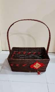 Basket for gift or home deco #MMAR18