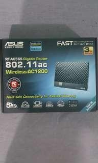 🚚 ASUS RT-AC56S Router