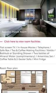 Genting Highlands First World Hotel Superior Deluxe Room
