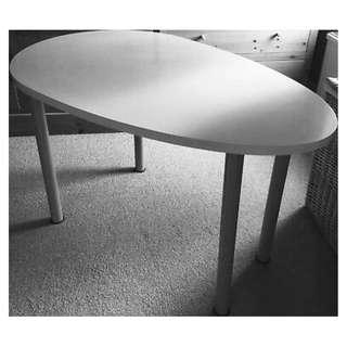 IKEA Egg-Shaped Table