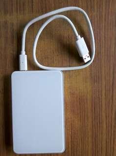 Seagate 500g 2.5寸HDD 連USB 3.0硬盘盒