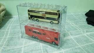 My Tiny 微影 T-Brick 15 可堆疊可開蓋展示盒 散裝