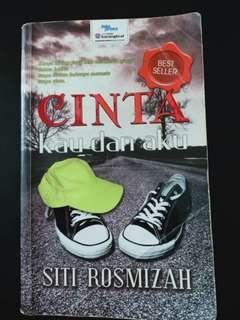 Cinta kau dan aku by Siti Rosmizah