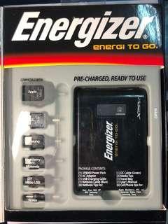 🚚 Energizer 勁量 XPAL XP8000 行動電源 8000mAh 行動充 充電寶 移動電源