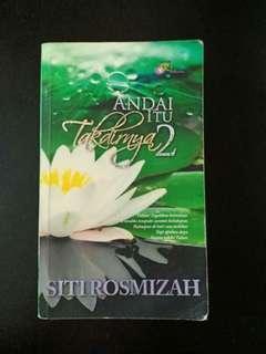 Andai itu takdirnya 2 by Siti Rosmizah