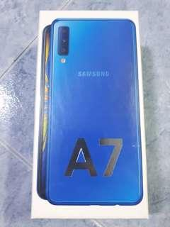 Samsung Galaxy A7 128GB Blue
