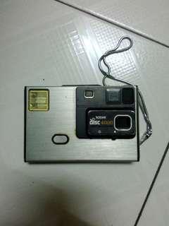 Kodak Disc 4000 Camera Vintage