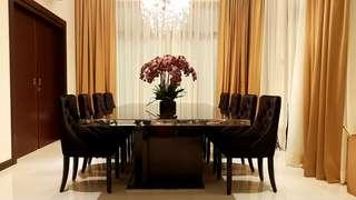 Luxury Rozel Dining Table (Table Only)