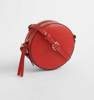 Bnew Authentic GAP Crossbody Circle Bag