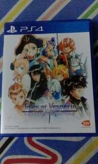 Tales of vesperia defenitive edition PS4