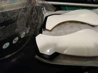 電單車面罩配件