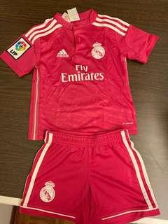 Adidas jersey and pants for girl