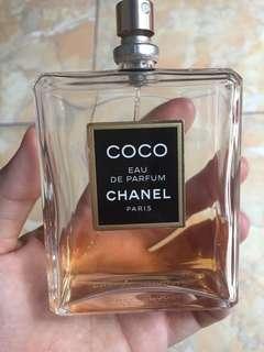 Coco chanel eau de parfum original