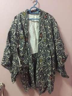 Kimono Cardigan Batik