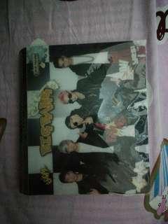 BIGBANG韓星卡簿