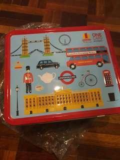 Toy, accessories storage box