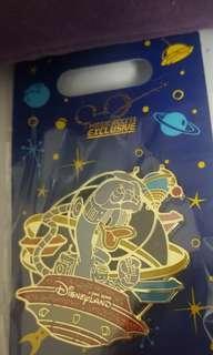 Disneyland pin