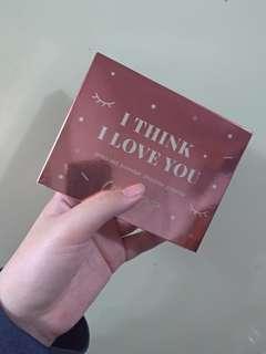 [現貨包郵]Colourpop -I think I love you 眼影
