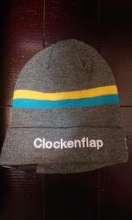 全新 new era clockenflap beanie 冷帽