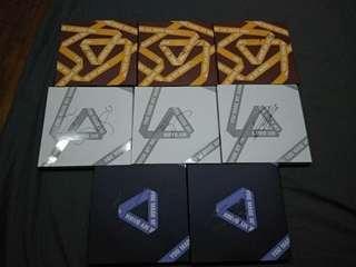 (WTS) Seventeen YMMD Sign mwave album