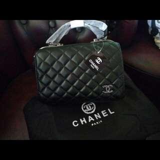 Tas Chanel  doctor Hitam