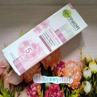 Free Ongkir Jabodetabek 🚀 Garnier Sakura White Ultimate Serum 50ml