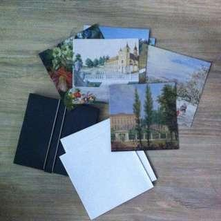Liechenstein The Princely Collections Postcards