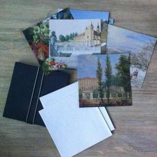 Postcards - Liechenstein The Princely Collections